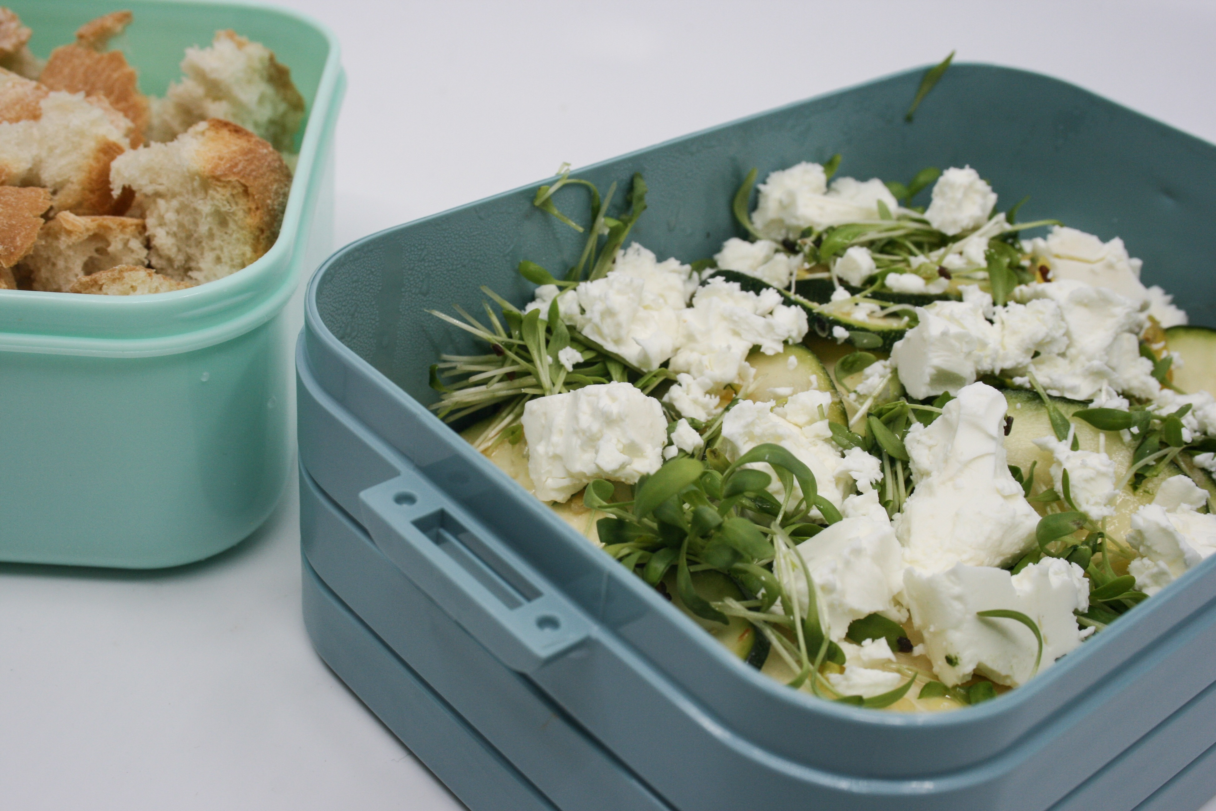 Courgettensalade