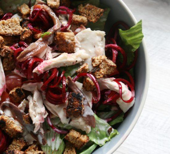 cesar salade