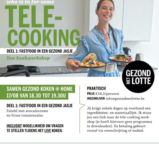 Tele- cooking